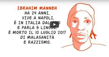 Ibrahim Manneh: morire a 24 anni per razzismo e malasanità